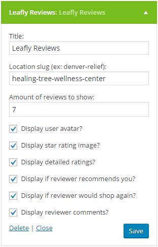 leafly-reviews-wordpress-plugin-widget