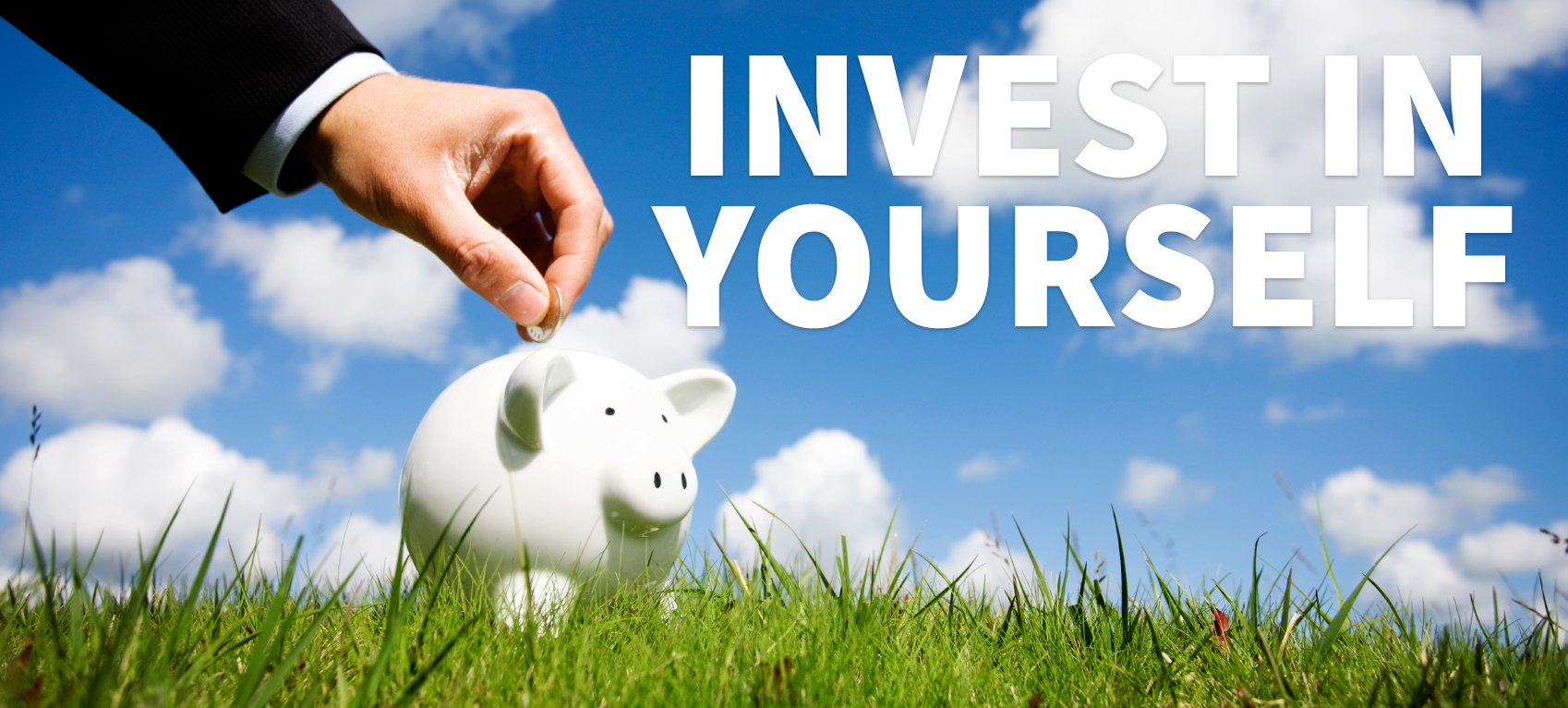 invest in yourself your business and your future robert devore